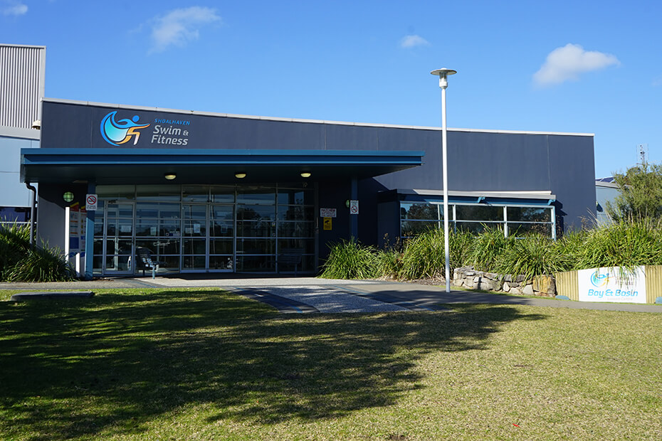 Bay & Basin Leisure Centre exterior photo