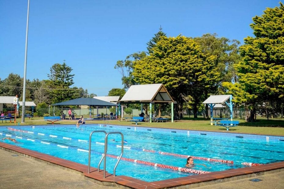 Image of Shoalhaven Heads Pool
